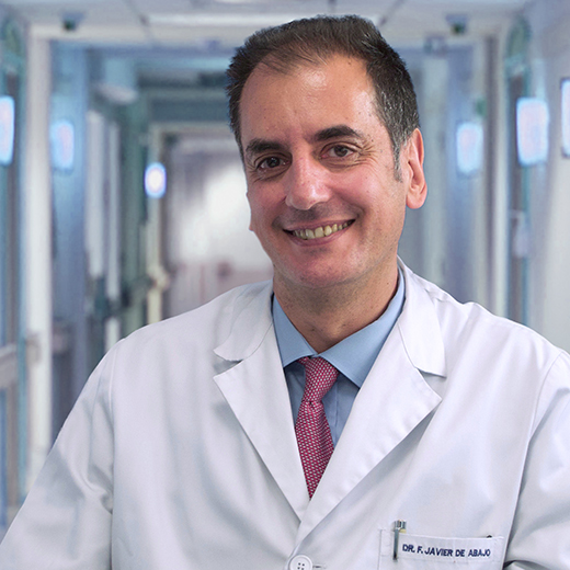 Dr. Javier de Abajo Fernández