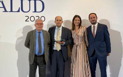 El Dr. Pablo Gallo González recibe el premio A TU SALUD 2020 al mejor especialista en Cirugía Vascular